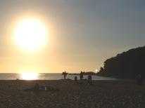 Sunrise @ Wattamolla Lagoon